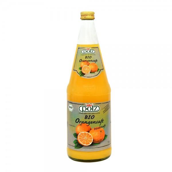 Pölz Bio Orangensaft 6x1,0l