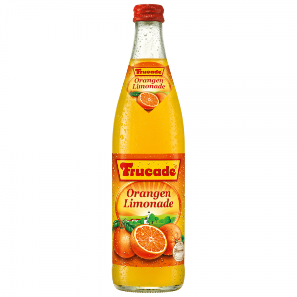 Frucade Orangen Limonade 20x0,5l