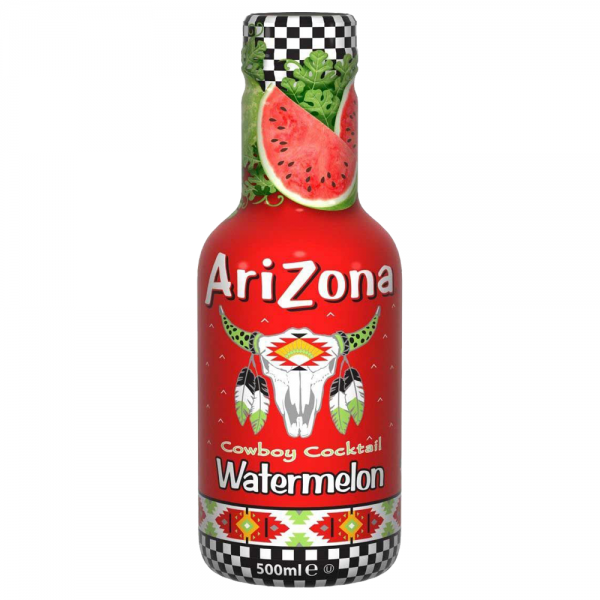 AriZona Cowboy Cocktail Watermelon 6x0,5l