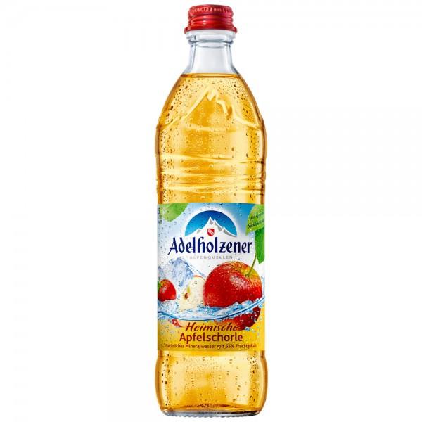 Adelholzener Heimische Apfelschorle 12x0,5l