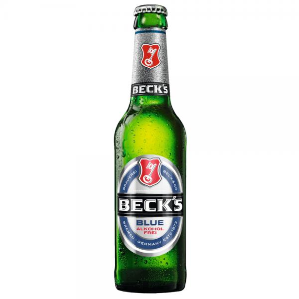 Becks Blue Alkoholfrei 24x0,33l