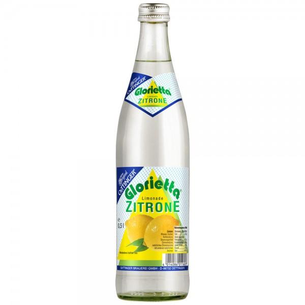 Oettinger Glorietta Zitrone 20x0,5l