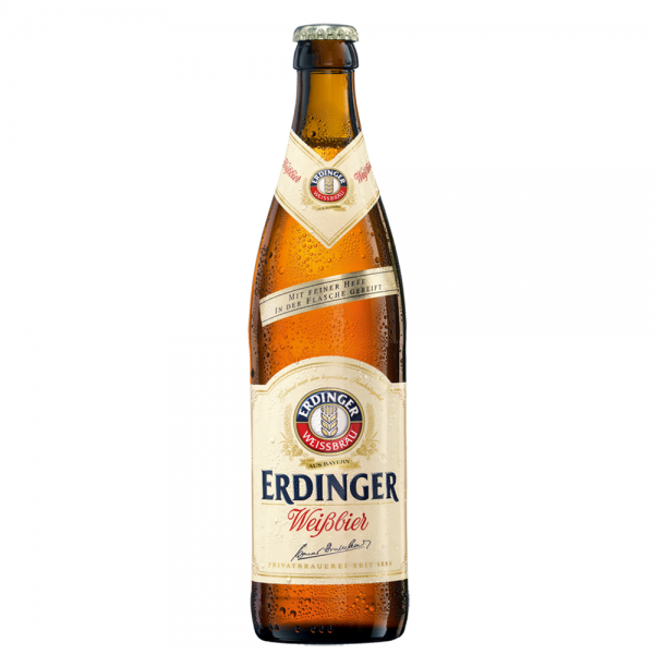 Erdinger Weissbier hell 11x0,5 l