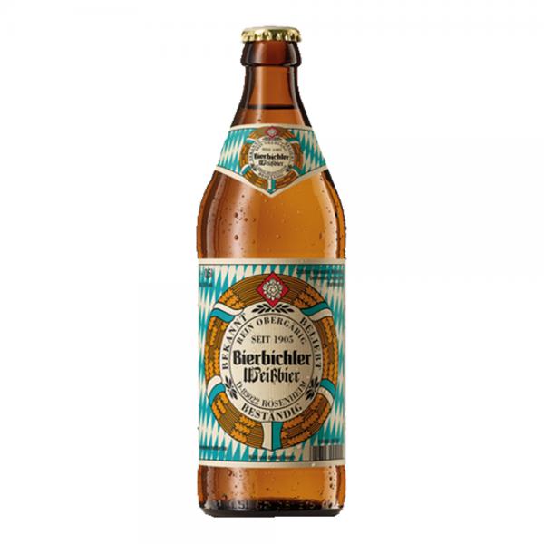 Flötzinger Bierbichler Weißbier 20x0,5l