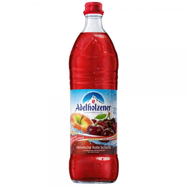 Adelholzener Heimische Rote Schorle 12x0,75l