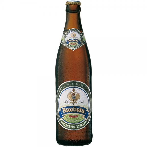 Arcobräu Weißbier leicht 20x0,50 l