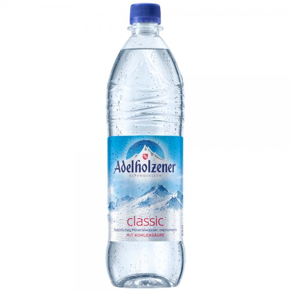 Adelholzener Classic 12x1,0 l