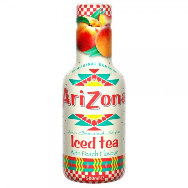 AriZona Ice Tea Peach 6x0,5l