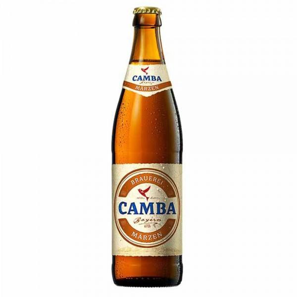 Camba Märzen 20x0,5l