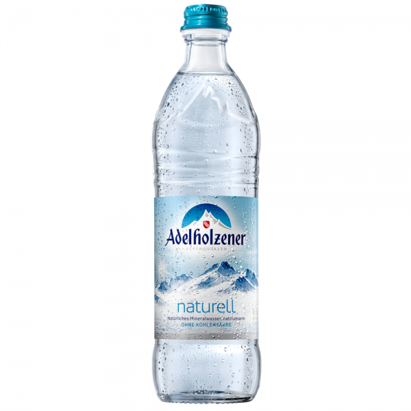 Adelholzener Mineralwasser Naturell 12x0,5 l