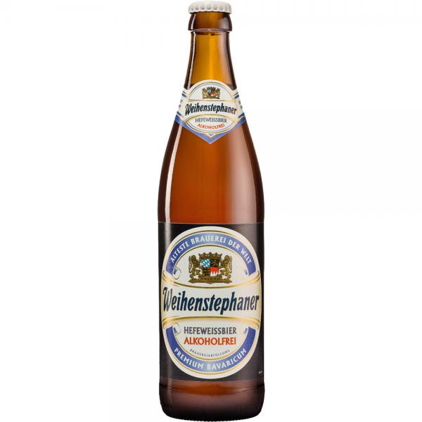 Weihenstephan Hefeweissbier Alkoholfrei 20x0,5l