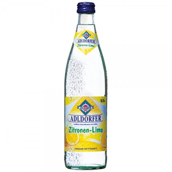 Adldorfer Zitronen-Limo 20x0,5l