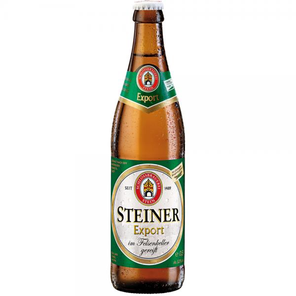 Steiner Export Hell 20x0,5 l
