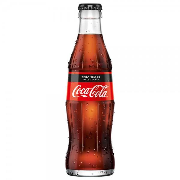 Coca Cola Zero 24x0,33l