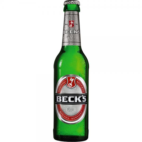 Becks Pils 24x0,33 l