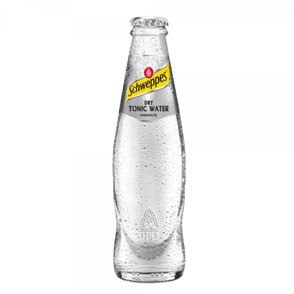 Schweppes Dry Tonic 24x0,2 l