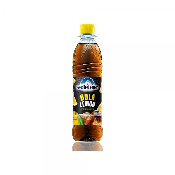 Adelholzener Cola Lemon 12x0,5l