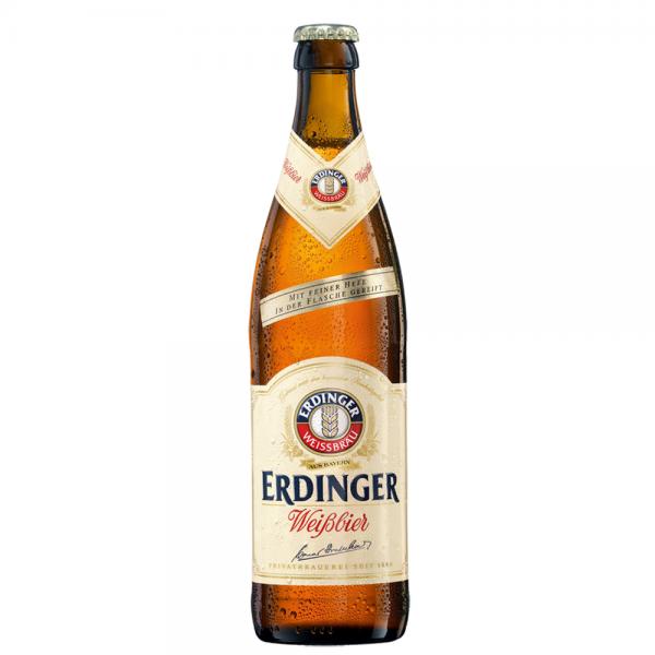 Erdinger Weissbier hell 20x0,5l