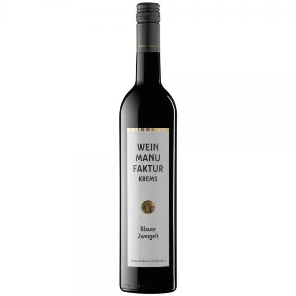 Blauer Zweigelt Weinmanufaktur Krems 0,75 l