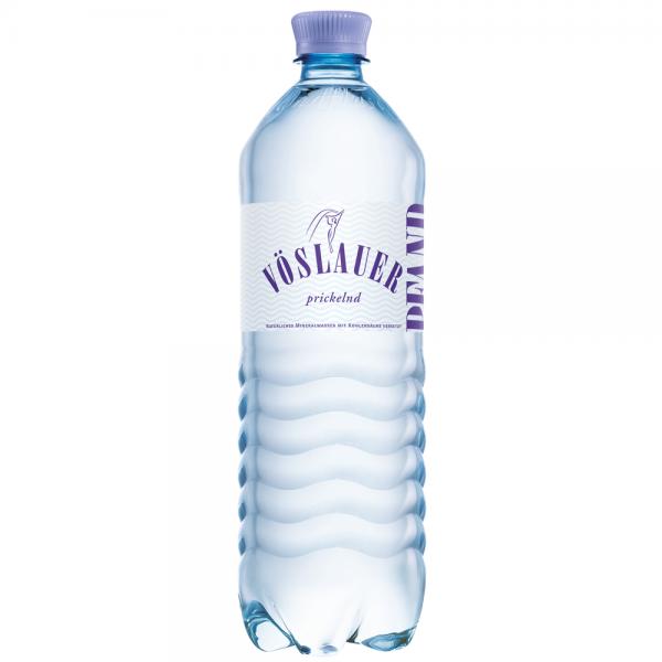 Vöslauer Mineralwasser prickelnd 9x1,0l