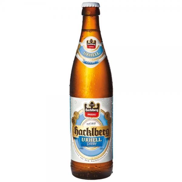 Hacklberg Urhell Leicht 20x0,5l