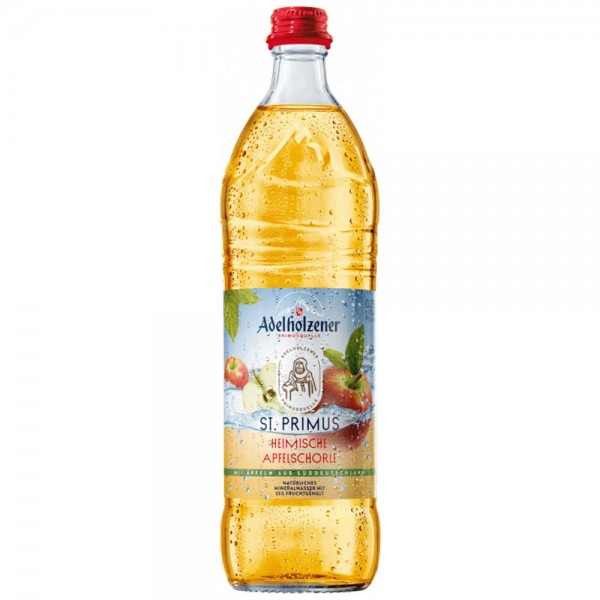 Adelholzener St. Primus Heimische Apfelschorle 12x0,75l
