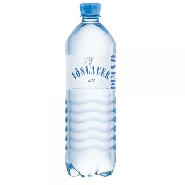 Vöslauer Mineralwasser mild 9x1,0l