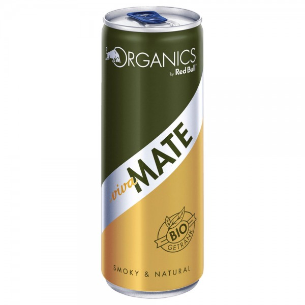 Red Bull Organics BIO Viva Mate 12x0,25l