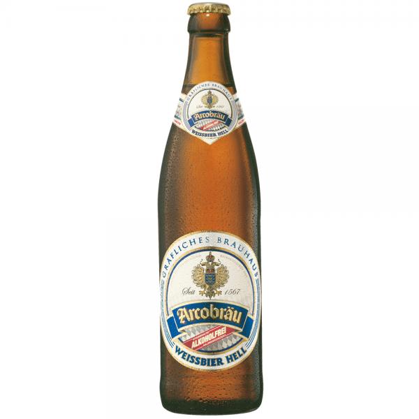 Arcobräu Weißbier Alkoholfrei 20x0,50