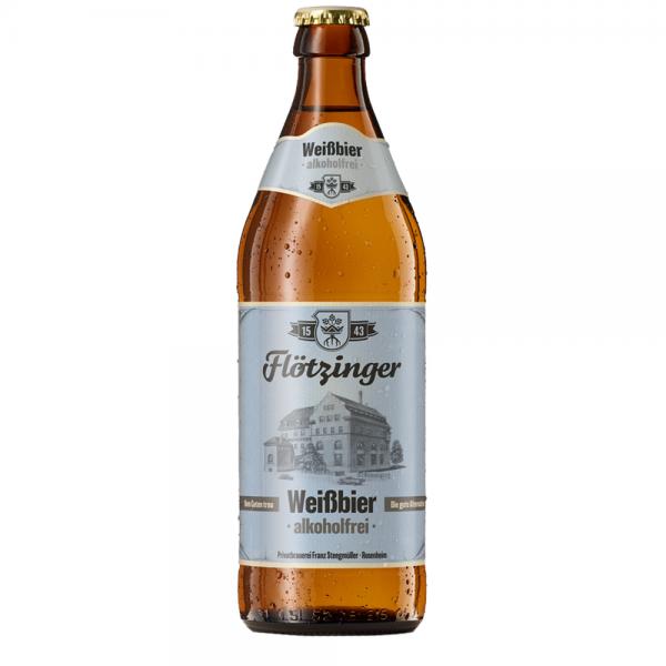Flötzinger Weißbier alkoholfrei 20x0,5l