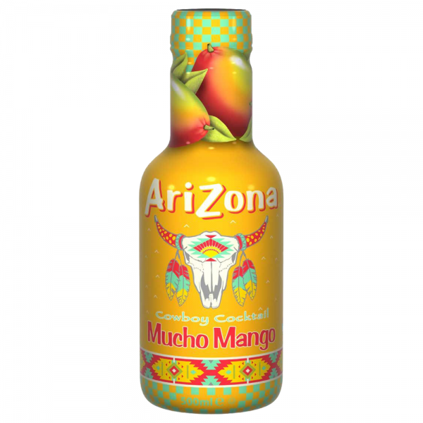 AriZona Cowboy Cocktail Mucho Mango 6x0,5l