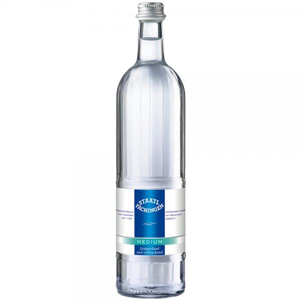 Staatlich Fachingen Wasser Medium 12x0,75 l