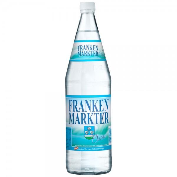 Frankenmarkter Mineralwasser Classic 12x1,0l