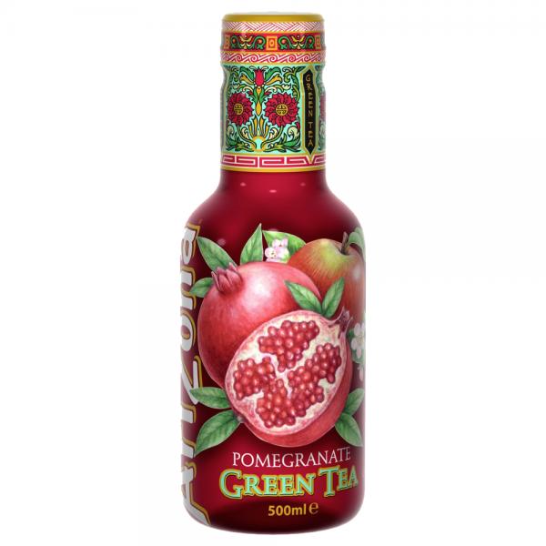 AriZona Ice Tea Green Tea Pomegranate 6x0,5l