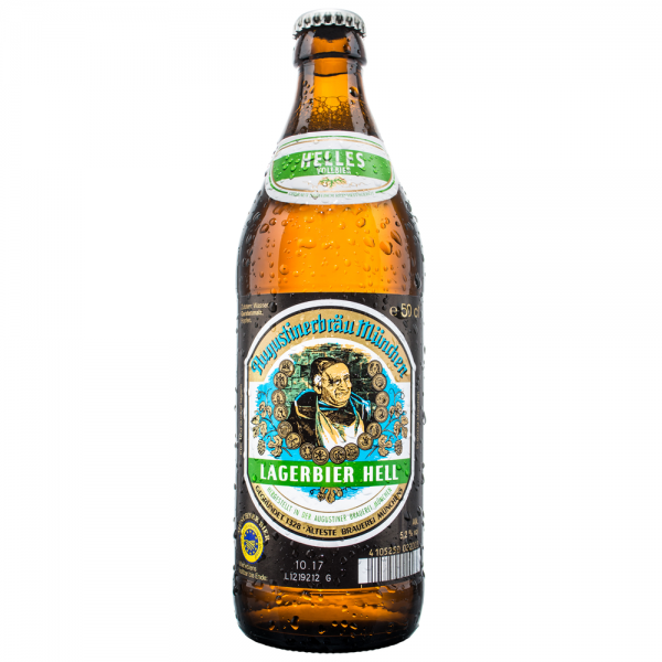 Augustiner Hell 20x0,50 l