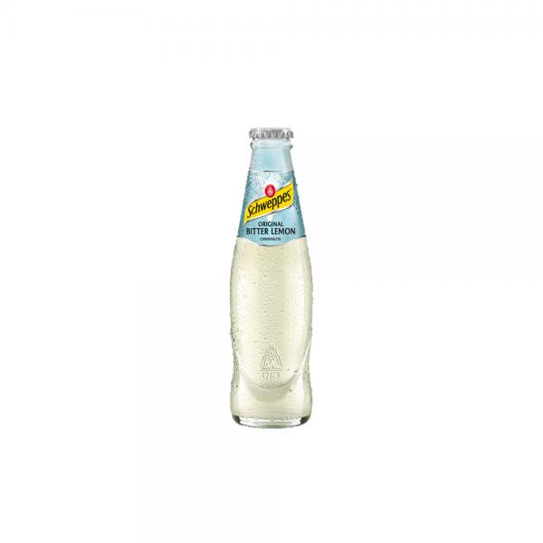 Schweppes Bitter Lemon 24x0,2 l