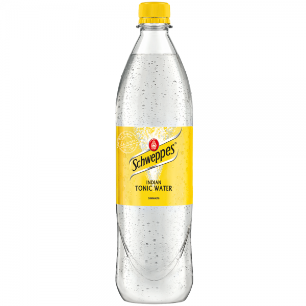 Schweppes Indian Tonic Water 6x1,0l