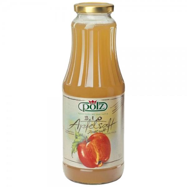 Pölz Bio Apfelsaft 6x1,0l Einweg