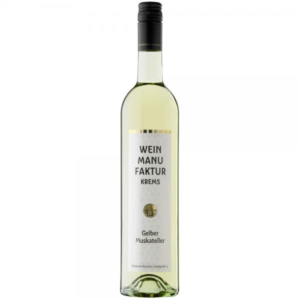 Gelber Muskateller Weinmanufaktur Krems 0,75 l