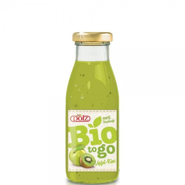 Pölz BIO to GO Apfel-Kiwi 12x0,25l