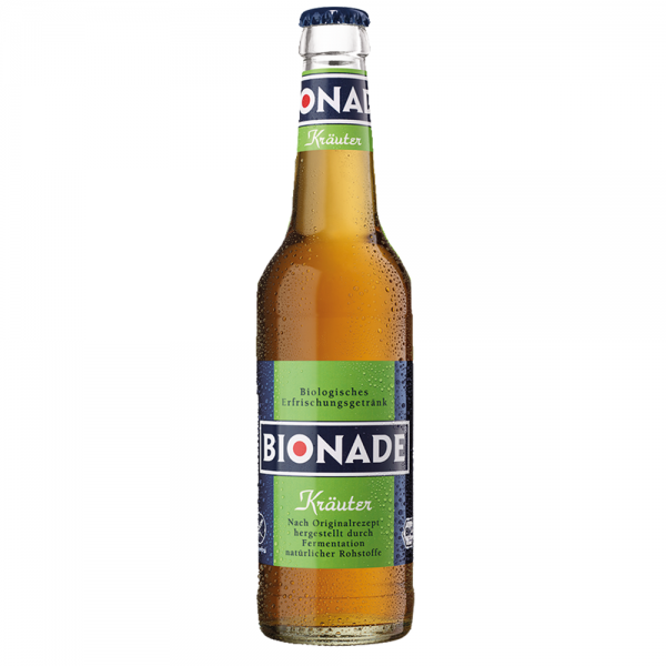 Bionade Kräuter 12x0,33 l