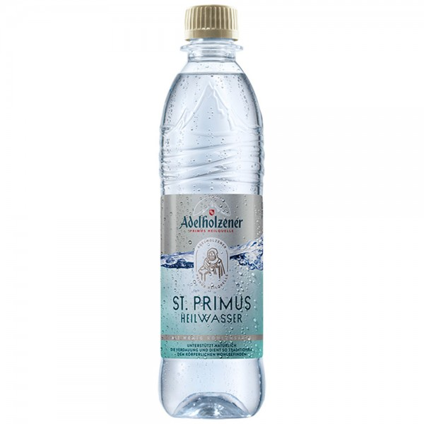Adelholzener St. Primus Heilwasser 12x0,5l PET