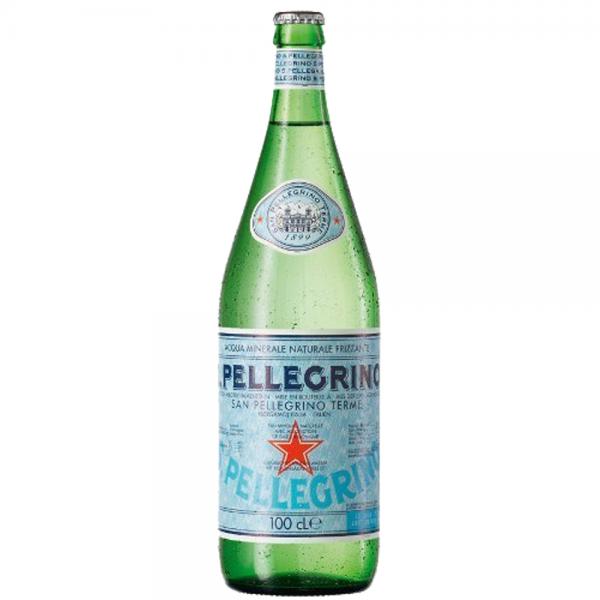 San Pellegrino Mineralwasser 12x1,0 l