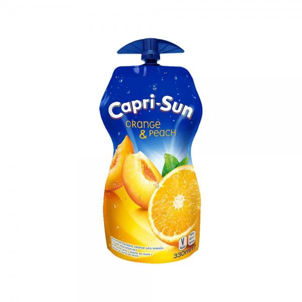 Capri Sun Orange & Peach 15x0,33l