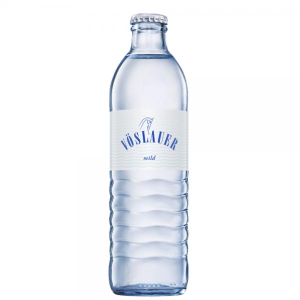 Vöslauer Mineralwasser mild 24x0,33l