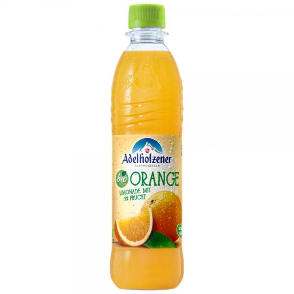 Adelholzener Bio Orange 12x0,5 l