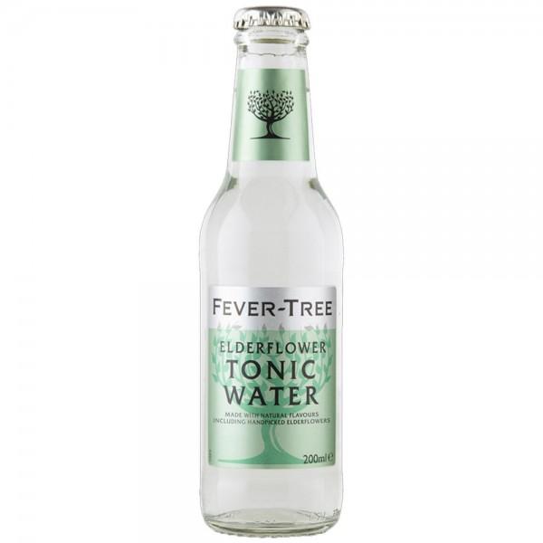 Fever-Tree Elderflower Tonic Water 24x0,2l