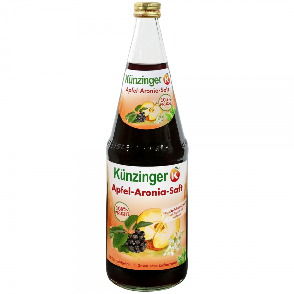 Künzinger Apfel-Aronia-Saft 6x1,0l