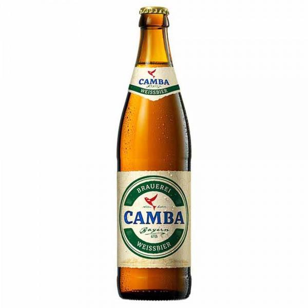 Camba Weissbier 20x05,l