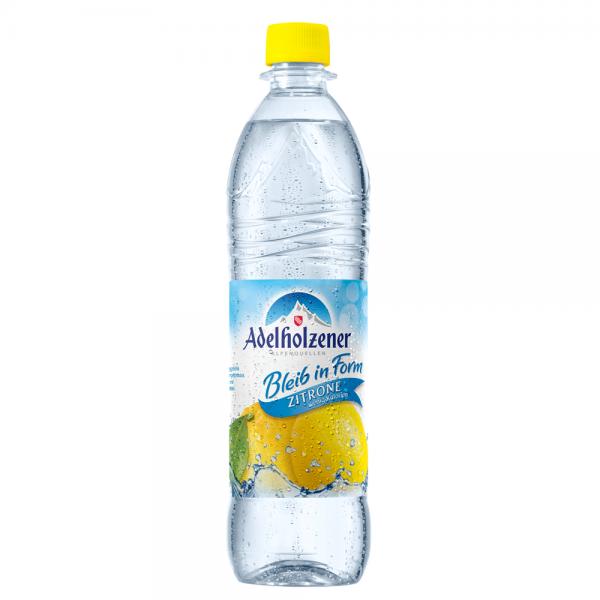 Adelholzener Bleib in Form Zitrone 8x0,75 l